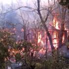 Požar baraka