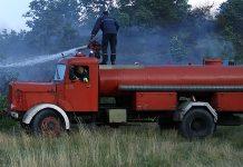 Vatrogasci gase pozar