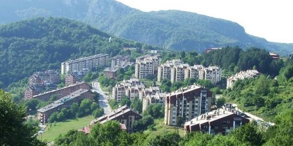 Majdanpek panorama