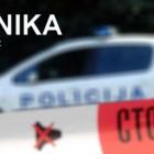 Hronika policijski auto