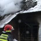 Požar u Bolničkom naselju u Boru