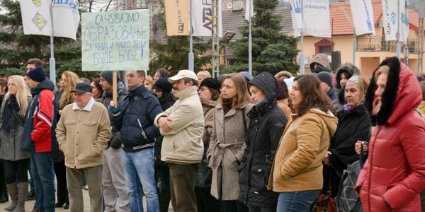 Javni čas prosvetnih radnika
