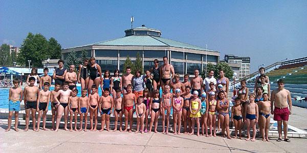 Plivački klub Bor