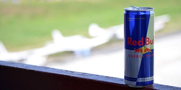 Red Bull na aero skupu