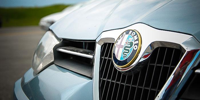 Alfa Romeo skup Bor