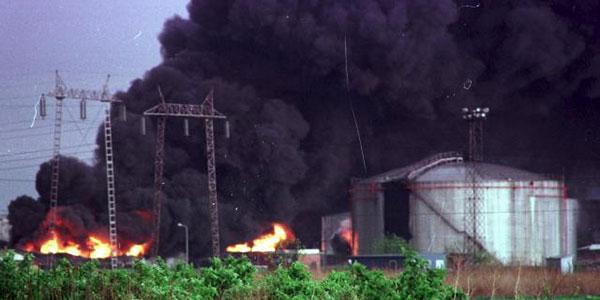 Rafinerija nafte u Pančevu / Foto: Tanjug