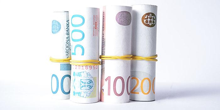 Dinari, novac