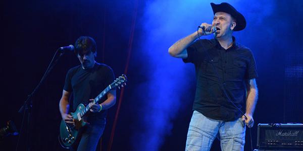 """""""Dža ili Bu"""" sa Gitarijadi 2014. godine / Foto: Bor030"""