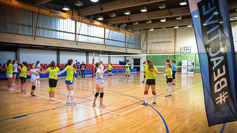Evropska nedelja sporta 2020 - Odbojkaški klub Viner Bor