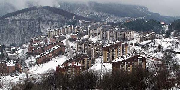 Majdanpek zimi / Foto: Kolektiv