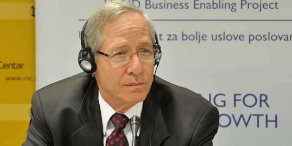 Majkl Kirbi / Foto: www.mc.rs