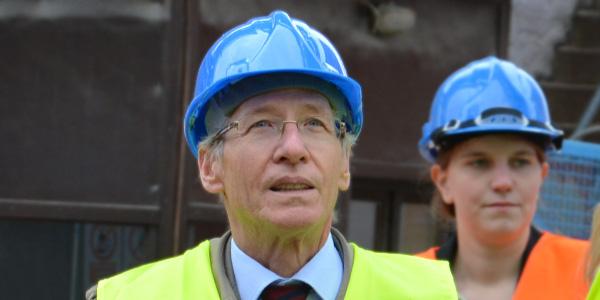 Majkl Kirbi, ambasador SAD