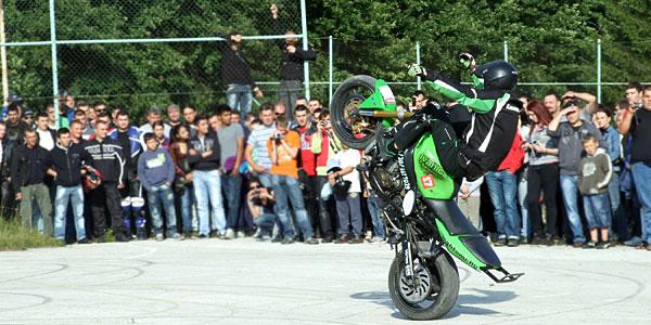 Moto Skup Borsko jezero