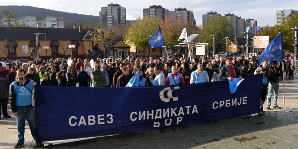 protest radnika u javnom sektoru