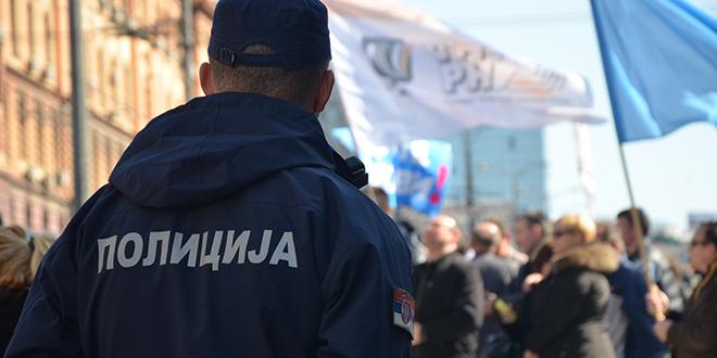 protest-policajac-beograd