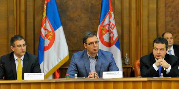 Sednica Vlade Republike Srbije / Foto: Tanjug