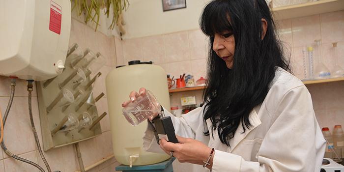 Vodovod Bor - analiza vode