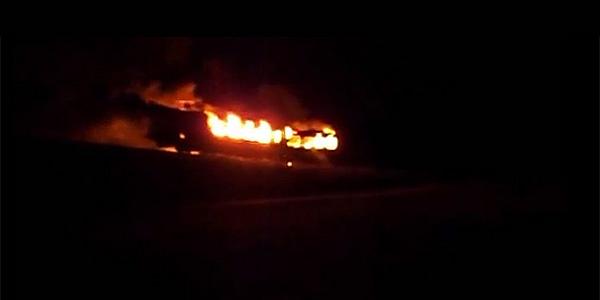 Voz u plamenu / Foto: youtube